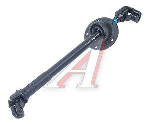 Вал карданный ГАЗ-3302 Бизнес рулевой в сборе L=670мм (ZF) (ОАО ГАЗ) 10999.00, .10999.00