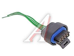 Колодка разъема ВАЗ-2108-099,2110-12 модуля зажигания АЭНК КР2110ДФ