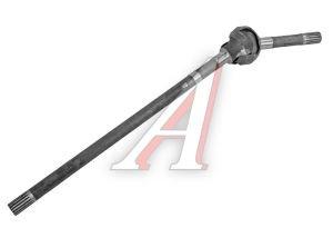 Шарнир кулака поворотного ГАЗ-66,3308 правый длинный (ОАО ГАЗ) 66-2304060, 66-02-2304060