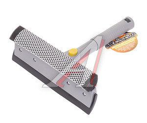 Щетка для мытья автомобиля с губкой и сгоном для воды 25см АВТОСТОП AB-1727