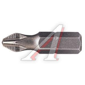 "Бита крестовая PH3х30мм 1/4"" FORCE F-121303"