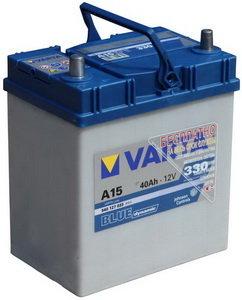 Аккумулятор VARTA Blue Dynamic 40А/ч 6СТ40 А15, 540 127 033 313 2