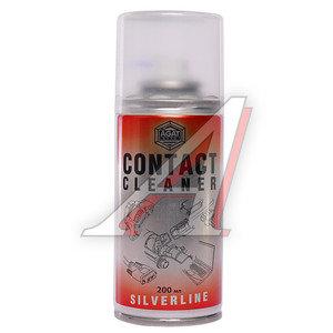 Очиститель электроконтактов и печатных плат SILVERLINE 200мл АГАТ АГАТ SL