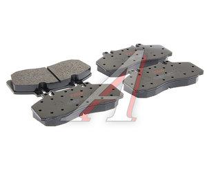 Колодки тормозные MERCEDES Vario (96-) задние (4шт.) TRW GDB5050, A0044204820