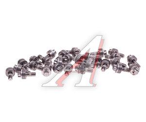 Болт BMW (N52/N53) крепления картера масляного комплект OE 11130396707