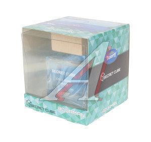 Ароматизатор на панель приборов жидкостной (aquaman) Secret Cube TASOTTI 302, TASOTTI Secret Cube/aquaman