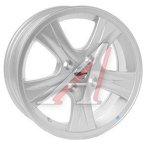 Диск колесный литой NISSAN Almera (13-) R15 NS119 S REPLICA 4х100 ЕТ50 D-60,1
