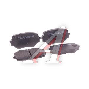 Колодки тормозные SUZUKI Grand Vitara (-98) (4шт.) HSB HP8452, GDB3132, 55200-77E00