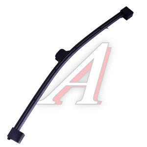 Щетка стеклоочистителя 560мм беcкаркасная (крепление крючок) Super Flat Graphit ALCA AL-052, 052000