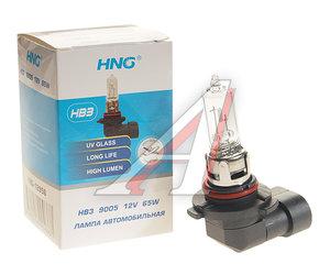 Лампа 12V HB3 65W P20d HNG 12956, HNG-12956