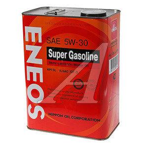 Масло моторное SUPER SL п/синт.4л ENEOS ENEOS SAE5W30