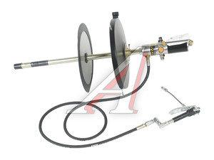 Насос бочковый пневматический 2-10атм.,1.1кг/мин на емкость 50-60кг для раздачи смазки PROLUBE PROLUBE PL-45411, PL-45411
