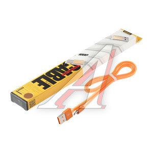 Кабель micro USB 1м оранжевый REMAX REMAX RM-000165