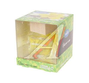 Ароматизатор на панель жидкостной (французская ваниль) 50мл Secret Cube TASOTTI Secret Cube/french vanilla, TASOTTI
