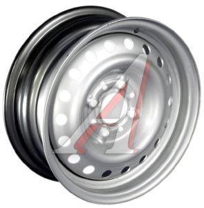 Диск колесный VW Passat B3/B4 R14 серебристый ASTERRO 53A35D 4х100 D-57,1