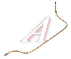 Трубка УРАЛ от регулятора к пневмоусилителю 2-я дв.ЯМЗ (ОАО АЗ УРАЛ) 4320-3506474