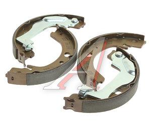 Колодки тормозные TOYOTA Corolla (01-07) задние барабанные (4шт.) TRW GS8746, 04495-02190/04495-02180/04495-02120