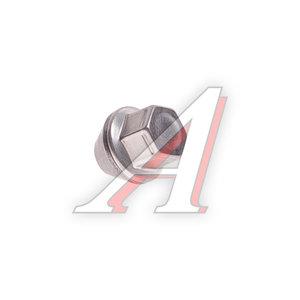 Гайка колеса FORD M12x1.5 закрытая хром FEBI 46674, 1678260;1366029;31329645