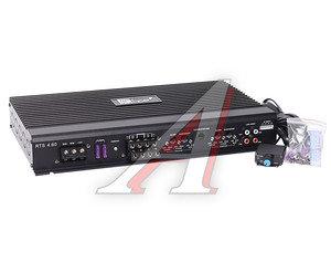 Усилитель автомобильный 4х60Вт KICX RTS 4.60 KICX RTS 4.60, RTS 4.60