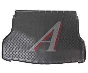 Коврик багажника NISSAN X-Trail (T32) (15-) полиуретан NOR NPA00-T61-812