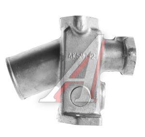 Патрубок КРАЗ радиатора распределит.(металл) АВТОКРАЗ 260-1303016-20