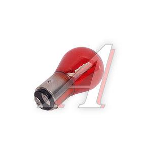 Лампа 12V PR21/5W BAW15d двухконтактная PHILIPS 12495CP, P-12495PR