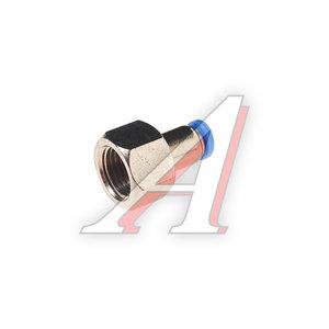"""Фитинг для пластиковых трубок 1/4"""" 4мм с внутренней резьбой ROCK FORCE RF-SPCF04-02"""