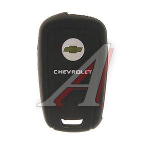 Чехол для брелка CHEVROLET 01 CHEVROLET 01, Kc-skl-Chev-01