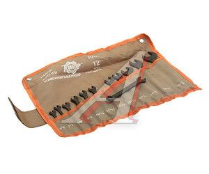 Набор ключей комбинированных 6-22мм 12 предметов в сумке изгиб 15град. ТЕХМАШ ТЕХМАШ 513120, 12776