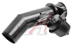 Труба наливная ВАЗ-2123 бака топливного в сборе с гравитационным клапаном 2123-1101054