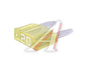 Предохранитель флажковый 20А mini FLOSSER Flosser 514820(504820)