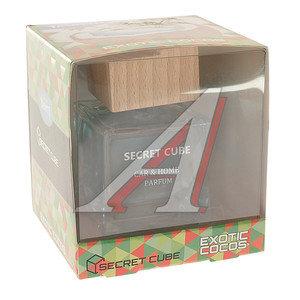 Ароматизатор на панель жидкостной (экзотический кокос) 50мл Secret Cube TASOTTI Secret Cube/exotic coconut, TASOTTI