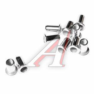 Заклепка 5мм алюминиевая для заклепочника JTC-5821 10шт. JTC JTC-5821N5, JTC-5821-M5