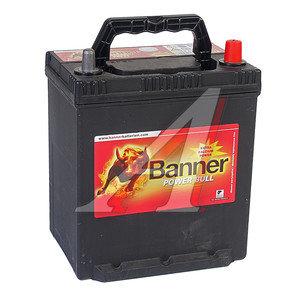 Аккумулятор BANNER Power Bull 40А/ч обратная полярность 6СТ40 P40 25