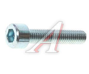 Болт М6х1.0х30 цилиндрическая головка внутренний шестигранник DIN912