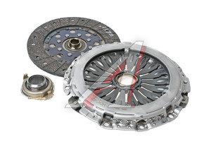 Сцепление HYUNDAI Sonata 5 (2.7),Santa Fe,Trajet (2.7) KIA Magentis (2.4/2.5) (225мм) комплект VALEO 826403, 41100-39140/41300-39110/41421-39000
