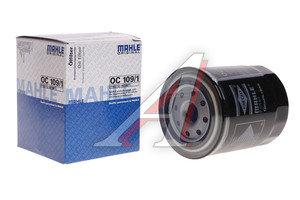 Фильтр масляный NISSAN FORD INFINITI MAHLE OC109/1, 15208-H890C