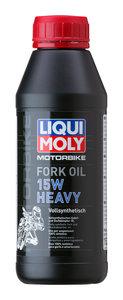 Масло для амортизаторов и мотовилок MOTORBIKE FORK OIL HEAVY 0.5л LIQUI MOLY LM SAE15W 7558, 84229