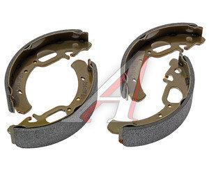 Колодки тормозные ВАЗ-1118,2170 задние (4шт.) (АБС) ALLIED NIPPON ABS1703