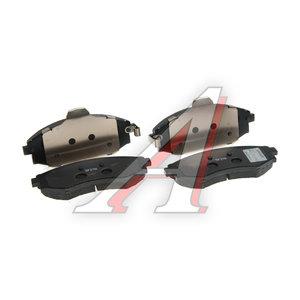 Колодки тормозные SSANGYONG Korando передние (4шт.) OE 4813005012