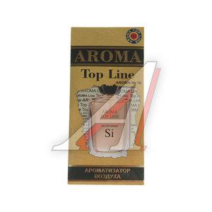 Ароматизатор подвесной пластина (№16 Armani Si) TOP LINE TOP LINE №16 Armani Si
