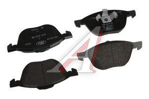 Колодки тормозные FORD Focus 2 MAZDA 3 передние (комфорт) (4шт.) OE 1712024, GDB1583