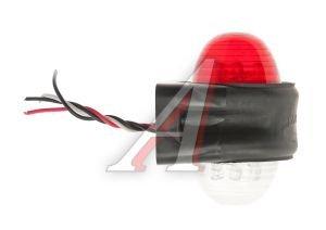Фонарь габаритный красно-белый (светодиод, Е-102, 24V) АВТОТОРГ АТ-1102/LED, AT22120