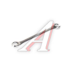 Ключ накидной 10х11мм с прорезью ROCK FORCE RF-7511011