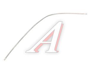 Трубка тормозная УРАЛ от тройника к левому переднему тормозу СБ L=1020мм/d=6мм медь (ОАО АЗ УРАЛ) 375-3506062-Б