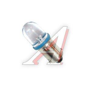 Лампа светодиодная 12V T4W BA9s Blue MEGAPOWER 30406B, M-30406B, А12-4-1