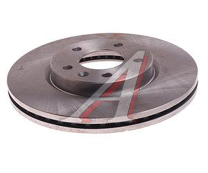 Диск тормозной CHEVROLET Orlando OPEL Astra J (R16) передний (1шт.) VALEO PHC R3023, DF7923, 13502052