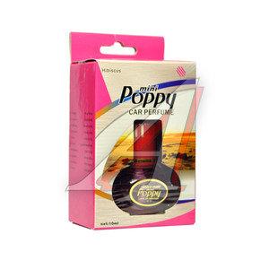 Ароматизатор на дефлектор жидкостный (гибискус) 10мл Mini Mate Poppy DIAX GT-73673HIB
