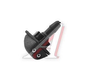 Жиклер ВАЗ-2101-09 омывателя двойной квадрат с гайкой черный AVDA 2108-5208060, 16479