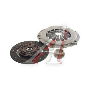 Сцепление CHEVROLET Rezzo (00-) (1.6 DOHC) комплект DAEWOO 82002014, 96408623/96349031/96181631